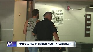 Man charged in Carroll County Teen's death