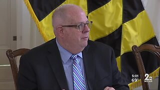 Gov. Hogan: 8 confirmed cases of coronavirus in Maryland