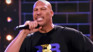 LaVar Ball DEFILES Nas' Rap Classic 'Hate Me Now' on Lip Sync Battle - Video