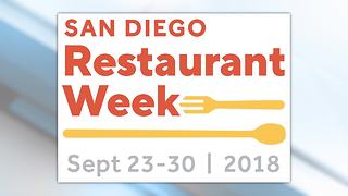 San Diego Restaurant Week - It's Your Week to Remember!
