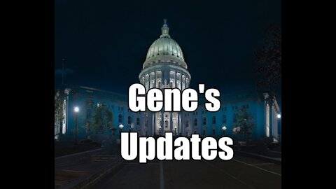 Gene's Updates. The Great Election Sting! Part 25. B2T Show Dec 12, 2020 (IS)