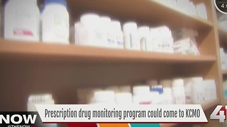 Prescription drug monitoring program could come to Kansas City - Video