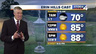 Brian Gotter's Wednesday 10pm Storm Team 4cast - Video