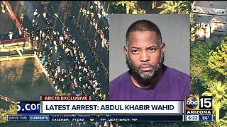 Latest arrest in anti-Islam attack in Texas - Video