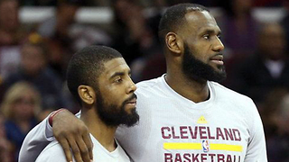 Lebron James RUINED Potential Kyrie Irving Paul George Trade Deal - Video