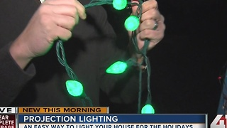 The science behind hanging holiday lights - Video