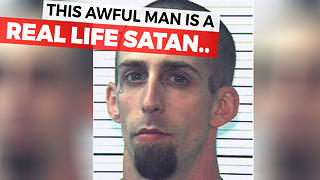 This Man Is A Real Life Satan - Video