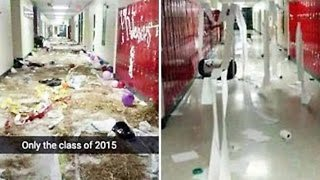 10 Craziest School Pranks - Video