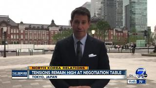 Japanese government official discusses ongoing negotiations with North Korea - Video