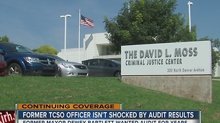 Former TCSO Officer Isn't Shocked By Audit Results - Video