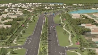 Construction to begin on Crosstown Parkway; environmentalists still fight to stop project - Video