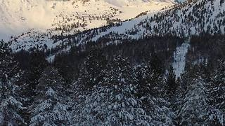 January storm brings fresh snow to Mammoth Mountain - Video