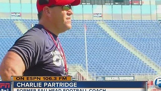 Charlie Partridge speaks out for first time after getting fired - Video