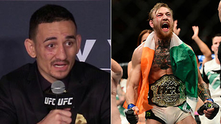 Max Holloway CALLS OUT Conor McGregor - Video