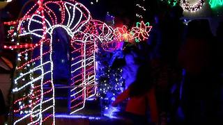 Winterhaven Festival of Lights officially underway - Video