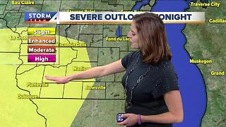 Jesse Ritka's Wednesday evening Storm Team 4cast - Video