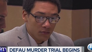 Donovan Henry trial - Video