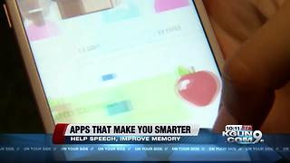 Apps that can make you smarter - Video