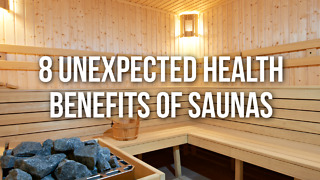 8 Unexpected Health Benefits of Saunas - Video