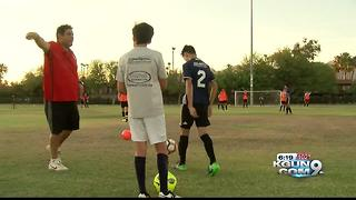 Tanque Verde '03 boys soccer to represent Arizona - Video