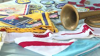 Meridian Troop 1 celebrates 100 years of Boy Scouts - Video