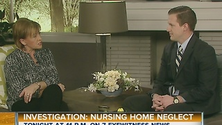 AM Buffalo: Nursing Home Neglect preview - Video