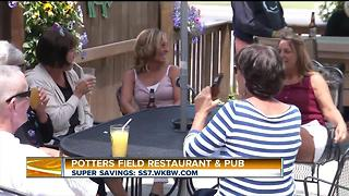 Get Your Daily Deal at Potter's Field Restaurant & Pub! - Video