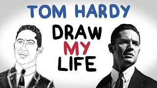 Tom Hardy | Draw My Life - Video