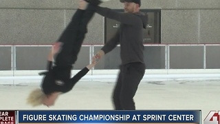 Figure Skating Championship at Sprint Center - Video