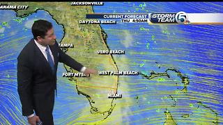 South Florida Thursday morning forecast (7/13/17) - Video