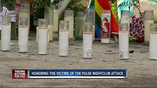 Honoring the victims of the Pulse Nightclub attack