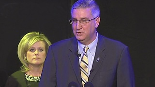 WATCH: Eric Holcomb sworn in as 51st governor - Video