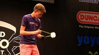 Yo-yo World Championships - Video
