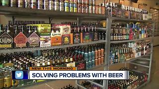 How beer money could help Detroit's untested rape kit problem - Video