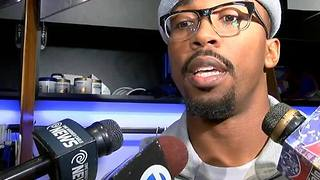 Tyrod Taylor discusses his future with the Bills