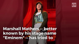 Eminem Turns Into Liberal Snowflake - Video