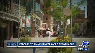 Public input wanted in solving Denver housing issues - Video
