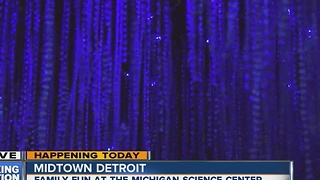 Michigan Science Center (8:30) - Video