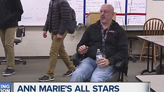 Ann Marie's All Stars: Scott Thomas - Video