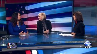 ***wrong outcue** Politics of 2017 get mixed reviews in Colorado - Video