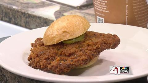 RECIPE: Spin on chicken and waffles