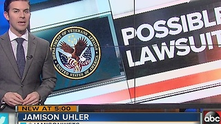 Local lawyer threatening to sue VA over payment - Video