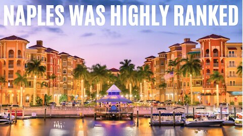 This Florida City Was Just Named The Second Best Small American City To Live In