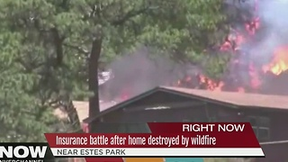 Estes Homeowner Fights Insurance Company - Video