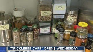 """Tricklebee Cafe"" opens Wednesday in the Sherman Park neighborhood"