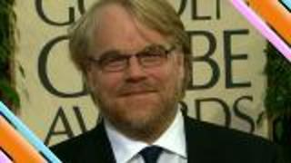 Pop Social - Hollywood Mourns Hoffman - Video