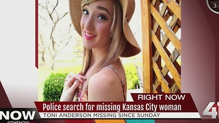KC police searching for missing 20-year-old woman - Video