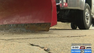 Plow companies down in mild winter - Video