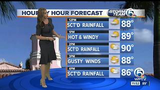 South Florida Thursday afternoon forecast (7/13/17) - Video