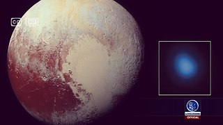 Scientists baffled: Pluto transmits mysterious X-ray radiation - Video
